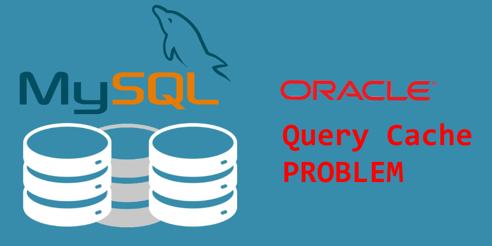 Mysql 8 - Query Cache Problem